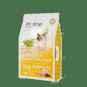 Produkt billede af Profine Cat Original Adult Chicken 10kg