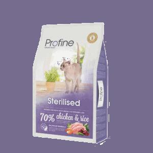 Produkt billede af Profine Cat Steriliseret 10kg